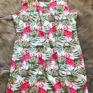 Hawaii Hangover flamingo dress size 2XL